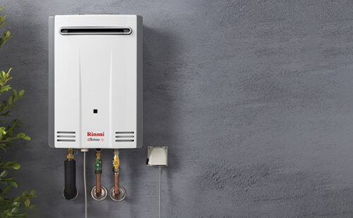 Rinnai Infinity Hot Water Unit