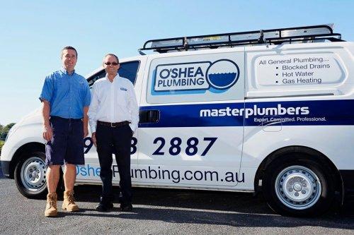 Oshea plumbing Mount Waverley